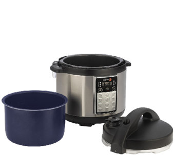 Fagor Lux 4-Quart Multi-Cooker - K304252
