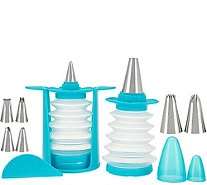 Kuhn Rikon 12-piece Frosting Filler Decorating Set - K45052