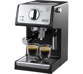DeLonghi 15-Bar Pump Espresso and Cappuccino Machine - K306054