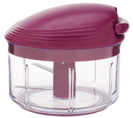 Kuhn Rikon 2 Cup Pull & Chop Food Chopper