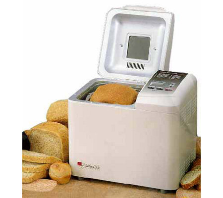 regal kitchen pro 1 5 lb bread maker white. Black Bedroom Furniture Sets. Home Design Ideas