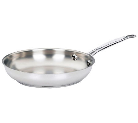 "Cuisinart Chef's Classic Stainless 10"" Open Skillet"