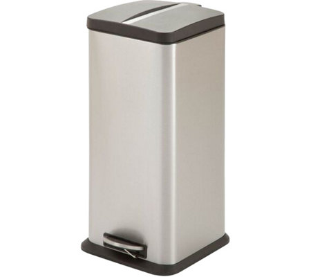 Honey-Can-Do 30L Square Trash Can