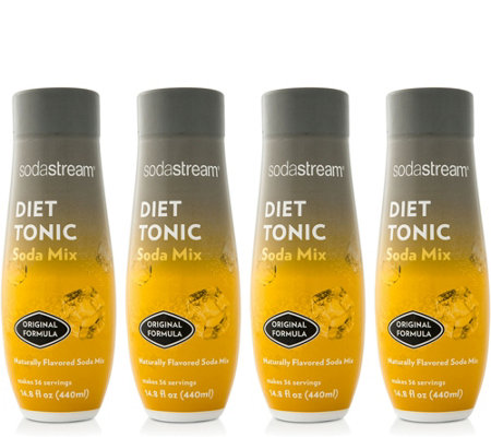 SodaStream Diet Tonic Sparkling Drink Mix