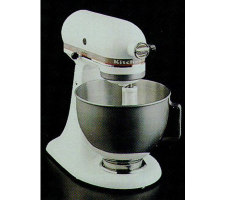 kitchenaid ksm90 ultra power 4 1 2 qt standmixer. Black Bedroom Furniture Sets. Home Design Ideas