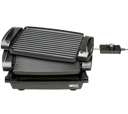 Nesco Reversible Grill & Griddle