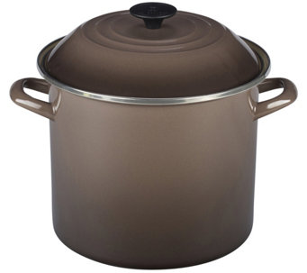Le Creuset 10-qt Enamel on Steel Stockpot - K303256