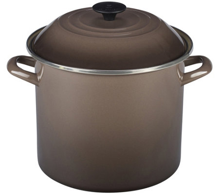 Le Creuset 10-qt Enamel on Steel Stockpot