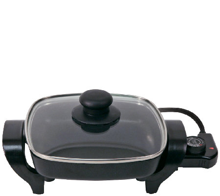 "NESCO 8"" Electric Skillet"