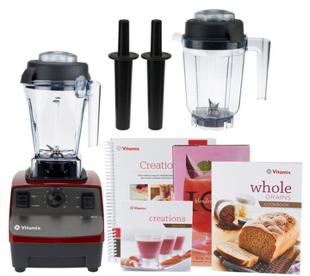 Vitamix 48 oz. 16-in-1 Variable Speed Blending System w/Dry Container