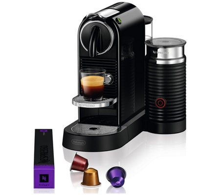 nespresso citiz u0026 milk espresso machine by delonghi - Delonghi Espresso Machine