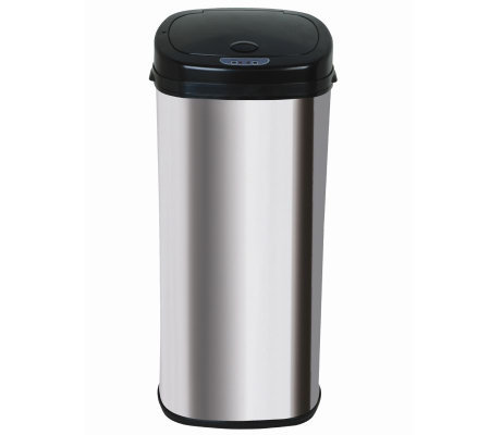 Invion 13.2 Gallon Touchless Trash Can