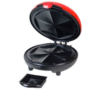 "Nostalgia Electrics EQM-200 8"" Electric Quesadilla Maker - K299458"