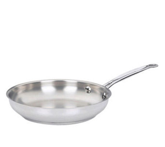 "Cuisinart Chef's Classic Stainless Steel 9"" Open Skillet - K129859"