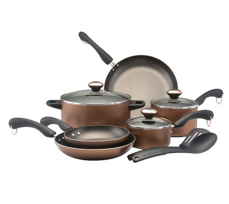 Paula Deen Signature Cooper Nonstick 11-Piece Set