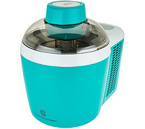 CooksEssentials 1.5 Pint Thermo-Electric Self-Freezing Ice Cream Maker - K45559