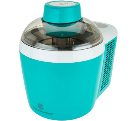 CooksEssentials 1.5 Pint Thermo-Electric Self-Freezing Ice Cream Maker