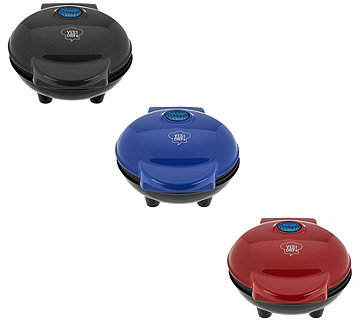 Yes Chef! Set of 3 Grill, Griddle & Waffle Mini Makers - K45659
