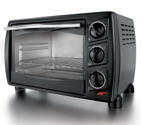 Euro Pro To140l Toaster Oven Page 1 Qvc Com