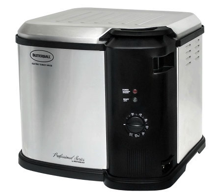 Masterbuilt Butterball Indoor Electric 14-lb Turkey Fryer