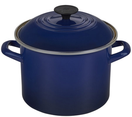 Le Creuset 6-Quart Enamel-on-Steel Stockpot