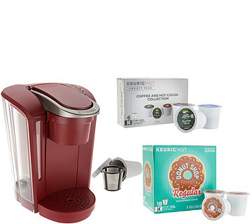 Keurig Keurig K-Select Coffee Maker w/ My K-Cup, 24 K-Cup Pods & Water Filters - K46760
