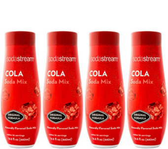 SodaStream Fountain Style Cola Sparkling DrinkMix - K304961