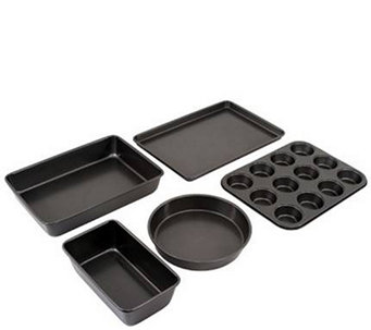 Oneida Simply Sweet 5-Piece Bakeware Set - K305661