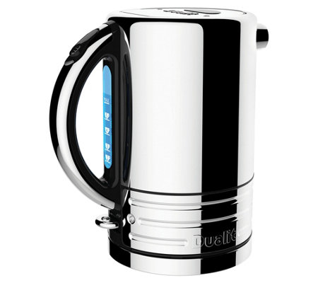 Dualit Design Series Kettle - Polished Chrome