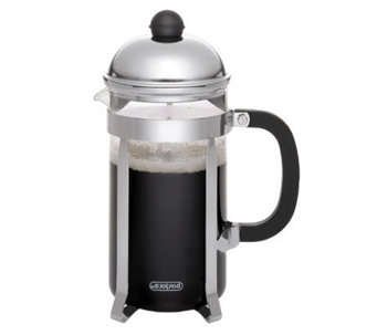BonJour 3-Cup Monet Stainless Steel French Press - K128762