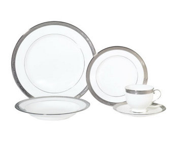 Mikasa Platinum Crown Jewel 5-Piece Place Setting - K299262