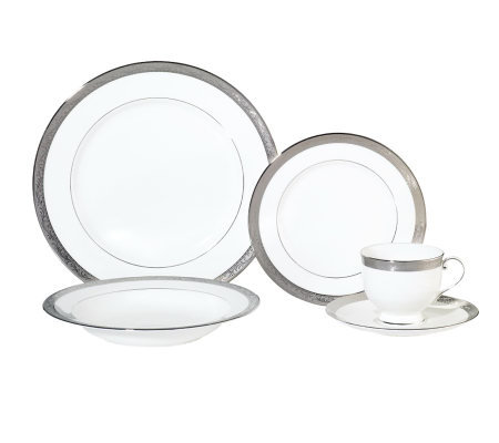 Mikasa Platinum Crown Jewel 5-Piece Place Setting