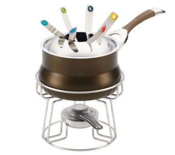Circulon Symmetry 3.25-qt Fondue Set - Chocolate - K302062