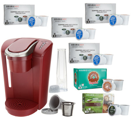 Keurig K-Select Coffee Maker with My K-Cup & 48 K-Cup Pods
