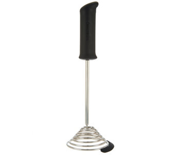 Dreamfarm Smood Food Masher w/ Silicone Scraper - K44563