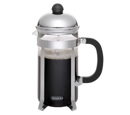 BonJour 8-Cup Monet Stainless Steel French Press