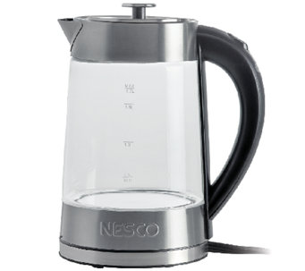 NESCO Electric Glass Water Kettle - K304364