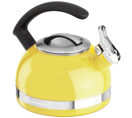 KitchenAid 2-qt Porcelain Enamel Kettle