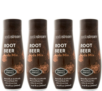 SodaStream Fountain Style Root Beer Sparkling Drink Mix - K304965