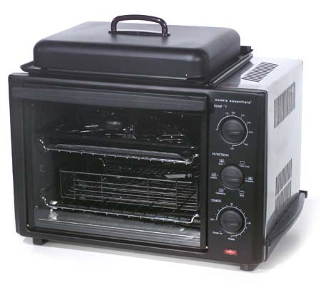 CooksEssentials Multi-Function Convection Oven with Rotisserie ...