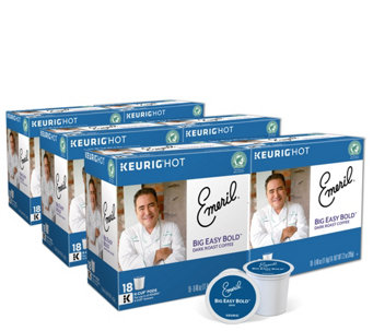 Keurig 108-ct Emeril's Big Easy Bold Coffee Pods - K125966