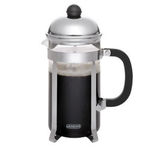 BonJour 12-Cup Monet French Press - Black - K128766