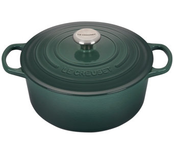 Le Creuset Signature Cast Iron 5.5-Qt Round Dutch Oven - K299166