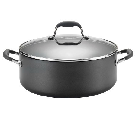 Anolon Advanced 7.5-qt Covered Wide Stockpot