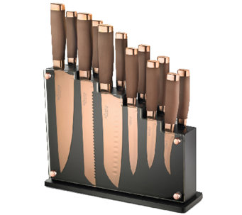 Hampton Forge Skandia Forte 13-pc Knife Block Set - K304067