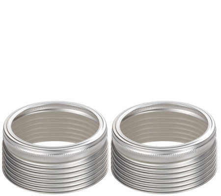 Leifheit Classic Canning Bands -  - Set of 12