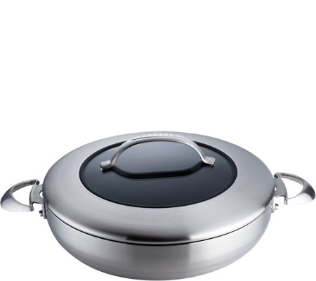"Scanpan CTX 12.75"" Chef Pan with Lid"