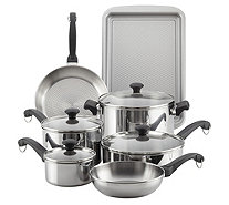 Farberware Classic Traditions 12-Piece CookwareSet - K377267