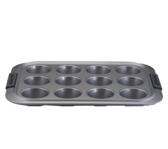 Anolon Advanced Bakeware 12-Cup Muffin Pan - K130568