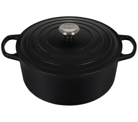 Le Creuset Signature Series 7.25-Qt Round Dutch  Oven